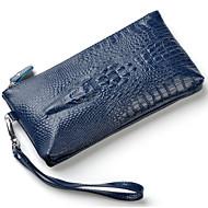 Women's Clutchs Leather Coin Purse  Wrist bag Handbag