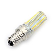 10W E14 Lâmpadas Espiga T 96 SMD 3014 700-800 lm Branco Quente / Branco Frio AC 220-240 V 1 pç