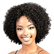 High Quality Black Fashion Without Capacitance Explosion Curly Hair