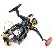 sw50 (mm/m): 0.28/250, 0.33/180, 0.35/160 5.2:1 10 Rodamientos de bolas Pesca de Mar/Pesca al spinning/Pesca de Perca/Pesca en General/Pesca en Bote