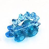 auton tyyli muovi + kumi käsin Massager - sininen