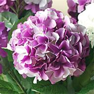 """36"""" Light Purple Hyfrangeas Artificial Flowers"""