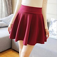 Women's Vintage Above Knee Skirts