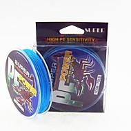 topwin 100m M Lenza intrecciata PE 0.26mm,0.29mm,0.30mm,0.32mm mmPesca di mare/Pesca a mosca/Pesca a mulinello/Pesca a ghiaccio/Spinning/Pesca a