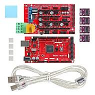 geeetech 3D-Drucker Mega 2560 + Rampe 1.4 erweitern Schild + drv8825 Schritttreibersatz