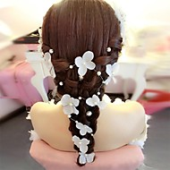 Parel/Polyester Vrouwen Helm Bruiloft Hair Tie Bruiloft