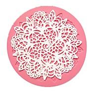 Bakeform For Kake For Småkaker For Terte Silikon Miljøvennlig Høy kvalitet 3D