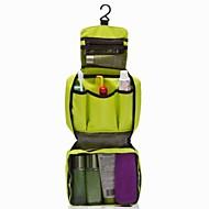 ポリエステル - ブラック/ブルー/グリーン/レッド/ピンク - 化粧品袋