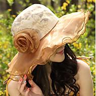 כובעים - נשים תחרה/טול