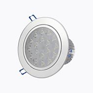 """Iluminação 8a 6 """"18w alta potência levou 1440lm 2800-6500k branco morno branco / cool recesso downlights levou AC85-265V"""