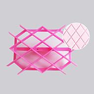 losange de diamant Stampo matelassée décoration de gâteaux coupe fondant gaufrage glace moule