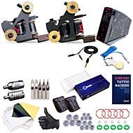 Compass® tattoo kit magellan maskin strømforsyninger kompass-018