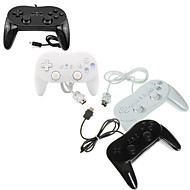 Classic Pro Game Controller Gamepad for Nintendo Wii Remote