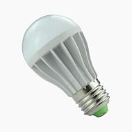 3W E26/E27 Lâmpada Redonda LED A50 15 SMD 2835 270 lm Branco Quente / Branco Frio AC 12 V 1 pç