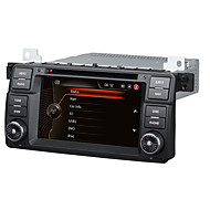2 Din Car Dvd Player Car Stereo For E46 3 Series  With Gps Map Support 1080P Video Lossess Music