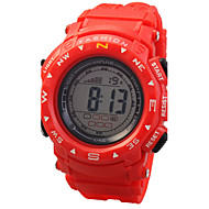 Children Round Dial PU Band Multifunction LED Digital Sports Wrist Watch 30m Waterproof Cool Watches Unique Watches