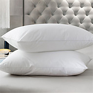 Yuxin®Cotton Super Soft Plush Feather Pillows Pillow Hotel Supplies  W48*L74cm Size