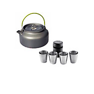 Outdoor Camping Hiking Kettle& Cup Sets