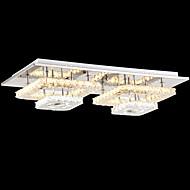 Max 24W מנורות תלויות ,  מודרני / חדיש כרום מאפיין for קריסטל / LED מתכתחדר שינה / חדר אוכל / מטבח / חדר עבודה / משרד / חדר ילדים / כניסה