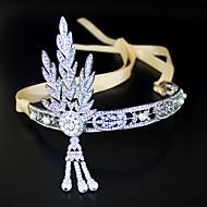 Women/Flower Girl Pearl/Crystal Tiaras/Headbands With Crystal/Pearl Wedding/Party Headpiece