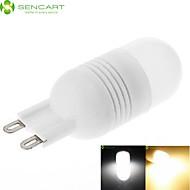 4W G9 LED-maissilamput T 12 SMD 3020 240-280 lm Lämmin valkoinen / Kylmä valkoinen Koristeltu AC 220-240 / AC 110-130 V