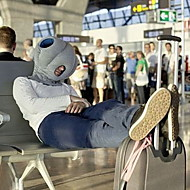 simucandle® escritório avestruz travesseiro mágico a sesta travesseiro carro nillow em todos os lugares cochilar dormir