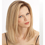 Hot Models in Europe and America Gold Blending High-quality Synthetic Hair Wig