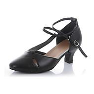 Sapatos de Dança ( Preto ) - Mulheres - Não Personalizável - Latim