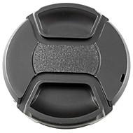 mengs® 72mm snap-על כיסוי מכסה עדשה עם מחרוזת / רצועה לניקון קנון וסוני