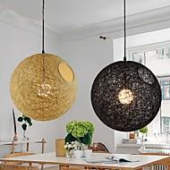 Lysestager LED Rustikt/hytte/Vintage/Rustik/Globe Stue/Soveværelse/Spisestue/Køkken/Badeværelse/Læseværelse/Kontor/Børneværelse Metal