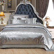 Yuxin® Days Full Hollow Cotton Jacquard 4 Piece  Wedding Suite  1.5m-1.8m Bed/2.0m Bed   Bedding Set