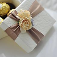Geschenk Schachteln ( Braun/Lila/Rosa/Rot/Blau , Kartonpapier ) - Nicht personalisiert -Hochzeit/Brautparty/Babyparty/Quinceañera & Der