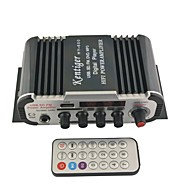 HY-600 Hi-Fi Stereo Audio Amplifier Digital Player with FM / SD / USB / Controller for Car