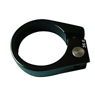Alloy Black Bicycle Seat clamp 36.6mm Bike Clamp