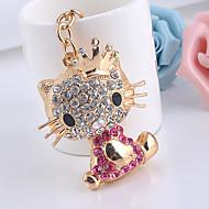 Ej personlig - Nyckelband ( Rosa