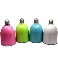 Braudel New Bulb Lamp Light LED Subwoofer Creative Remote Control Portable Colorful Cute Stereo Bluetooth Speaker