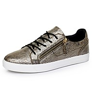 Men's Shoes Casual Fashion Sneakers Blue/White/Gold