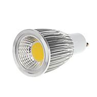 9W GU10 Точечное LED освещение MR16 1 COB 750-800 lm Тёплый белый / Холодный белый AC 100-240 V 1 шт.