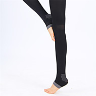 Žene Bez rukávů Kompresija Lagani materijali Čarape Kompresija čarape za Yoga Sposobnost Slobodno vrijeme Sport Trčanje Elastan Chinlon