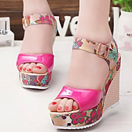 Žene Proljeće Ljeto Jesen Ravne platformke Udobne cipele Umjetna koža Aktivnosti u prirodi Ured i karijera Formalne prilikePuna potpetica