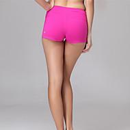 Shorts ( roxo claro ) - Mulheres - Respirável/Design Anatômico/Anti-Estático/Sem Eletricidade Estática/wicking