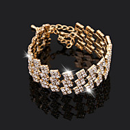 Women's Tennis Party/Special Occasion/Casual Noble Fashion Bracelet - Alloy