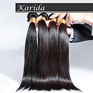 Brazilian Straight Hair, 4 pcs/ lot Free Shipping Brazilian Hair Wholesale Distributors