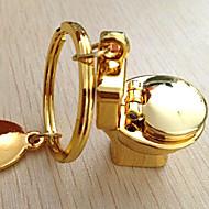 Ej personlig - Nyckelband ( Silver/Guld