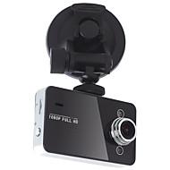 """2.7 videocámara cámara del coche DV DVR de """"1080p HD de vídeo con visión nocturna"""