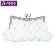 mini femei Diamante sac de moda țese mătase seara sac de lux ambreiaj sac saci de mândrie geantă de umăr