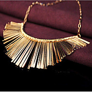 New Arrival Fashional Hot Selling Sector Necklace