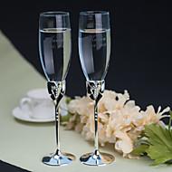 Riste Flytende Personalisert Blyfritt Glass Klassisk Tema