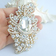 Simulated Diamond Bridal White Jewelry Wedding Party Special Occasion Anniversary Birthday