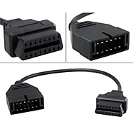 GM 12Pin OBD1 to OBD2 Connector  Cable to 16Pin